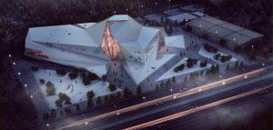 طراحی شگفت انگیز مجموعه ورزشی پلور مازندران / گروه معماری موج نو