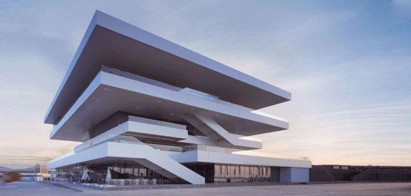 معماری پویا / اکسل داستامپا
