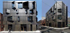 ساختمان KURO /گروه معماری KINO