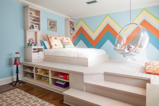 15-Entertaining-Contemporary-Kids-Room-Designs-1-630x420