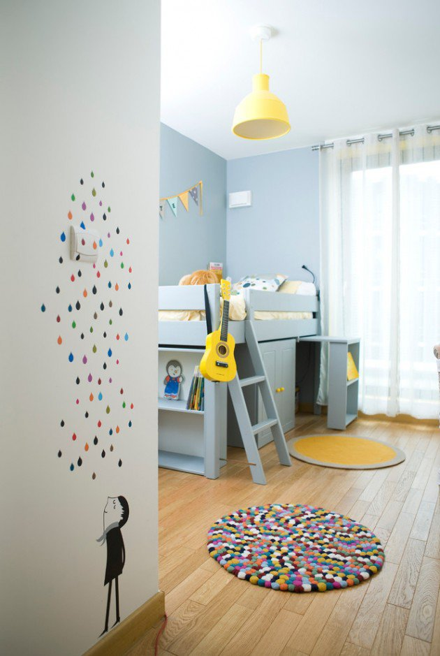15-Entertaining-Contemporary-Kids-Room-Designs-12-630x939