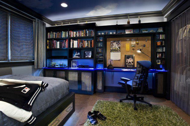 15-Entertaining-Contemporary-Kids-Room-Designs-13-630x418