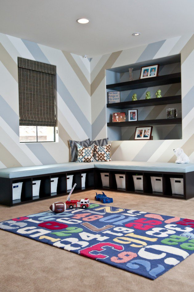 15-Entertaining-Contemporary-Kids-Room-Designs-2-630x947