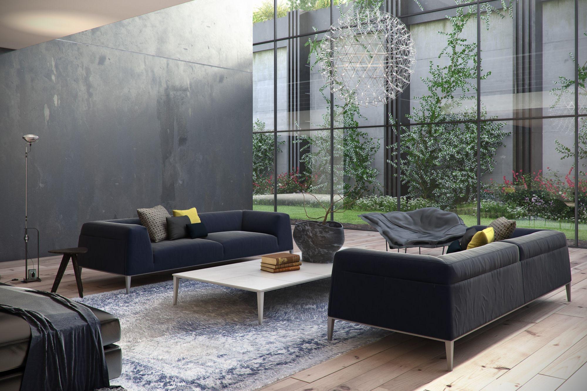 3-gray-platform-sofas