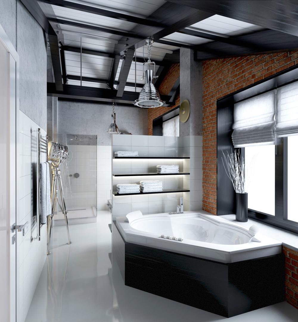 31-Masculine-bathroom-decor