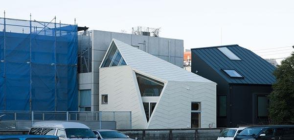 خانهی چند ضلعی / شرکت فلت هاوس