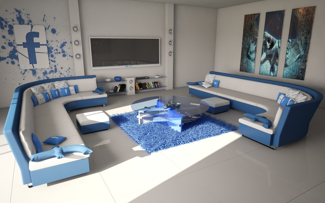 4-facebook-theme-living-room