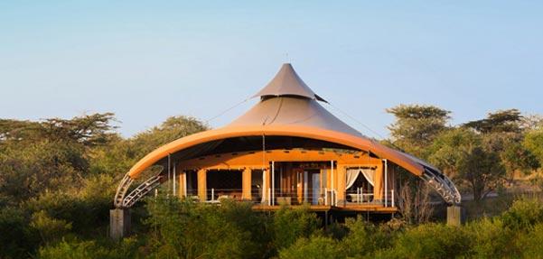 کمپ سافاری کنیا /ریچارد برانسون