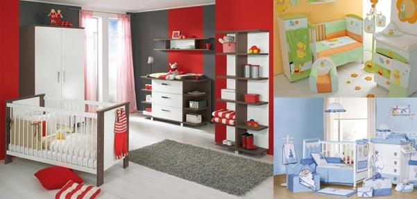 طراحی زیبابرای اتاق نوزاد