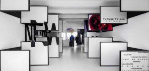 معماری داخلی فروشگاه / آمستردام