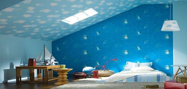 کاغذ دیواری های زیبا و بامزه