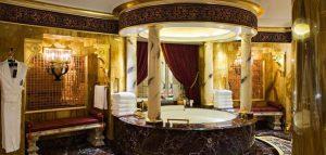 حمام هایی جذاب که بر اساس اتفاقات جهان ساخته شده اند