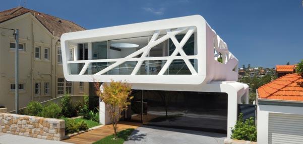 طراحی مدرن و فوق العاده خانه ویلایی / استرالیا
