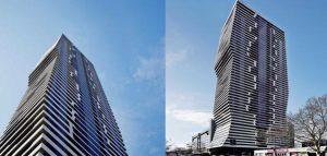 معماری شگفت انگیز ساختمان MY80 / ملبورن استرالیا