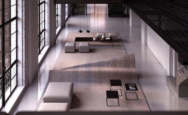 Carpet-Turned-Into-Sofa-1