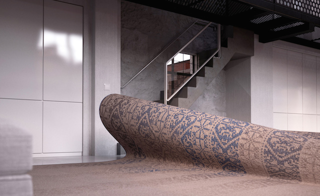 Carpet-Turned-Into-Sofa-2