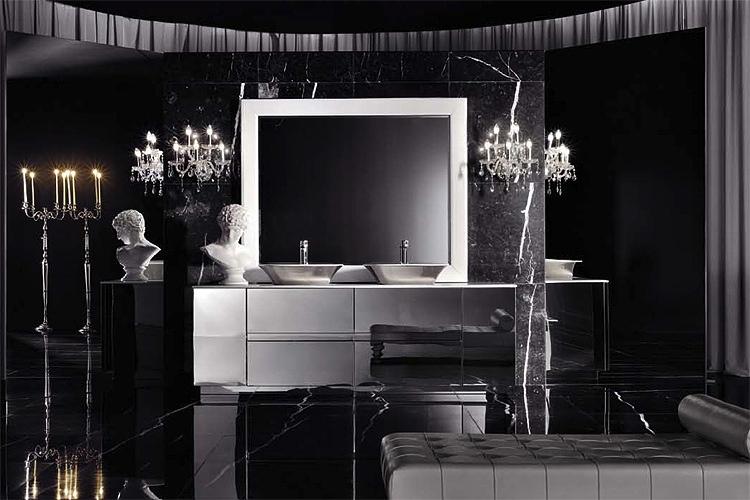 Italian-style-black-bathroom