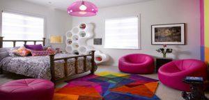 طراحی اتاق کودک ; از رنگامیزی تا سرگرمی