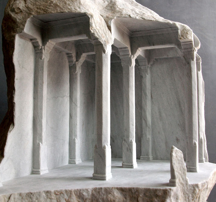 Miniature-Architecture-Carved-in-Stone-by-Matthew-Simmonds-11