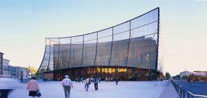 آمفی تئاتر Albi Grand ; نماد برجسته معماری در حومه فرانسه