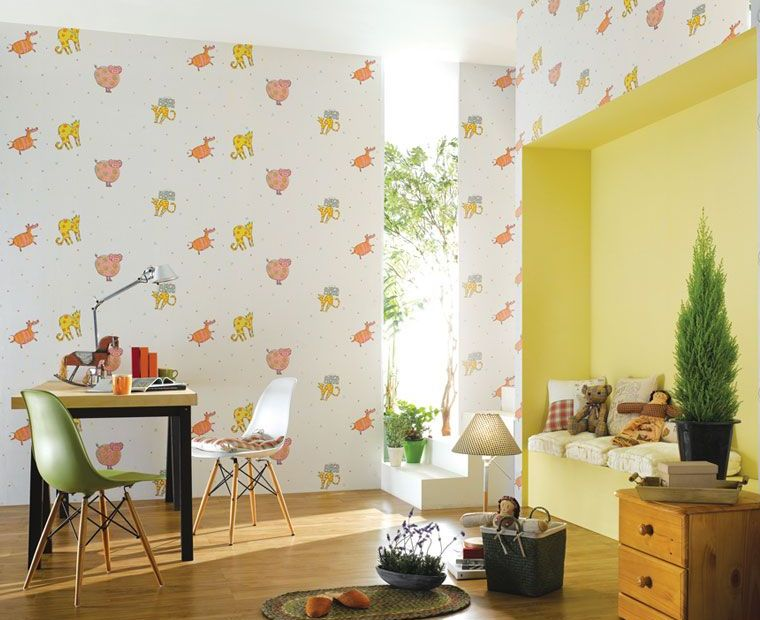 animal-themed-kids-room