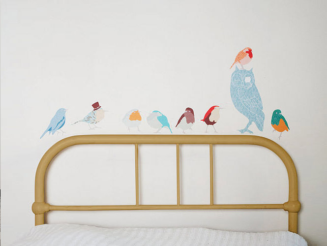 bird-wall-stickers
