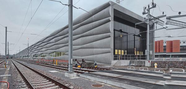 مرکز خدمات راه آهن زوریخ