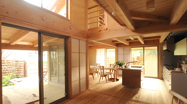 japanese-wooden-kitchen