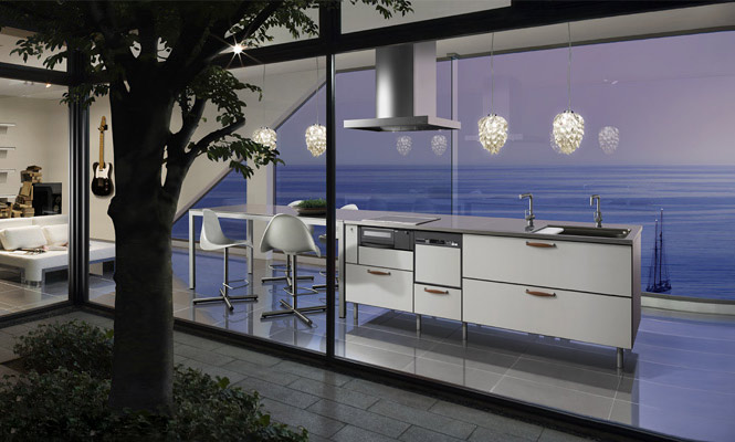kitchen-with-sea-view