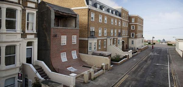 بازسازی شگفت انگیز خانه ای در انگلستان با هدف جذب گردشگر