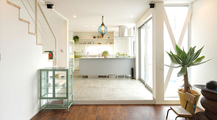 light-beige-kitchen