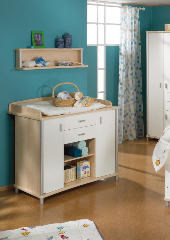 white-and-wood-baby-nursery-furniture-sets-by-Paidi-11-554x781