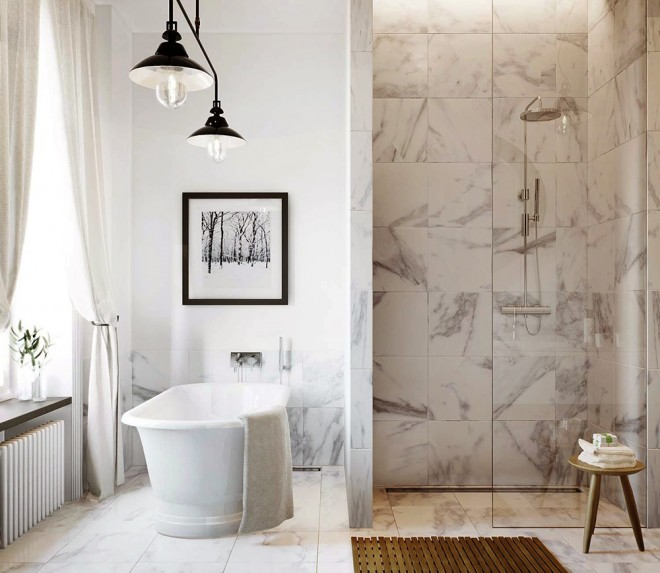 30-Marble-Bathroom-Design-Ideas
