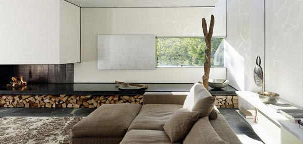 طراحی خانه SU توسط Alexander Brenner