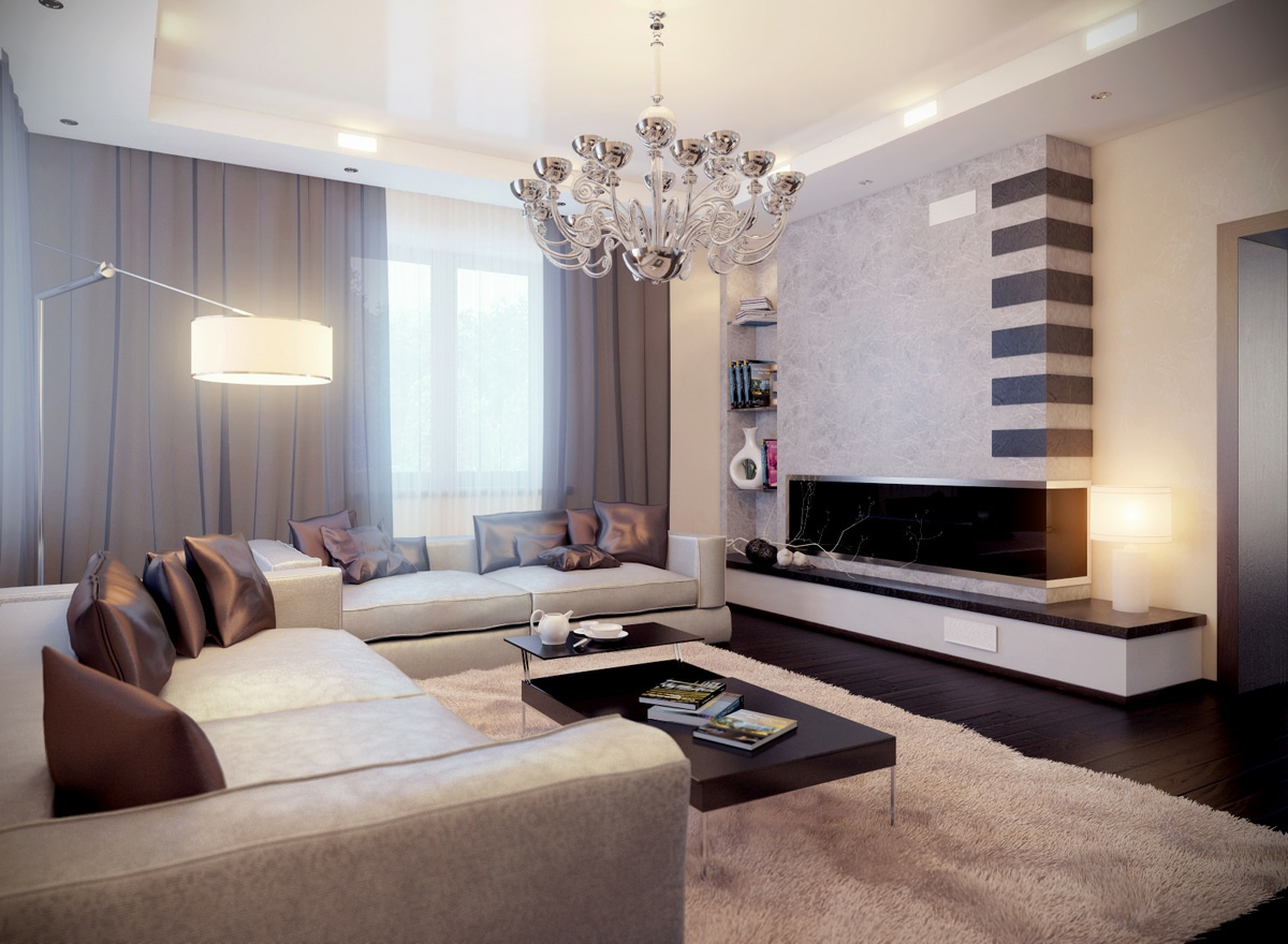Glamorous-neutral-living-room