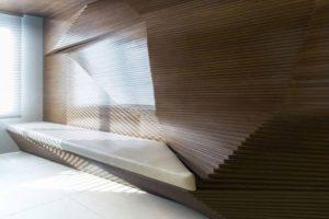 طراحی داخلی خاص مطب دندانپزشکی 25 میلیمتر
