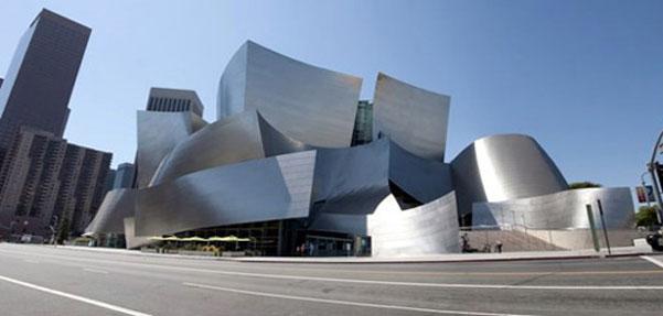 مصالح به کار رفته در معماری های خلاقانه
