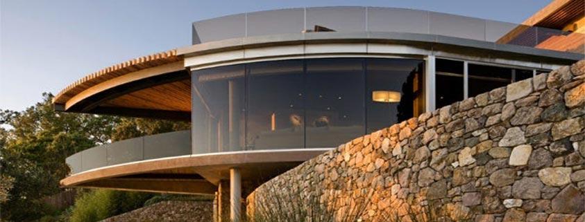 18 نمای شیشه ای دیدنی در ساختمان های مدرن
