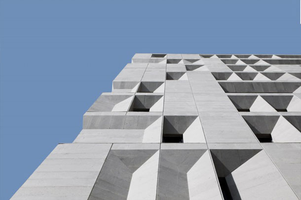 ساختمان مسکونی سیپان / رﺗﺒﻪ دوم جایزه ﻣﻌﻤﺎر 1393