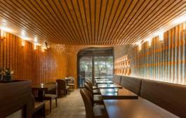 طراحی داخلی فوق العاده زیبای کافه اسپریس (Espriss Cafe )