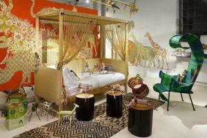 طراحی اتاق خواب هایی جذاب ودیدنی