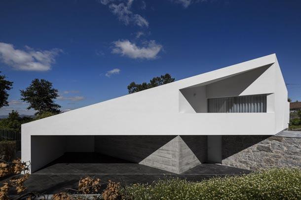 معماری متفاوت درویلای