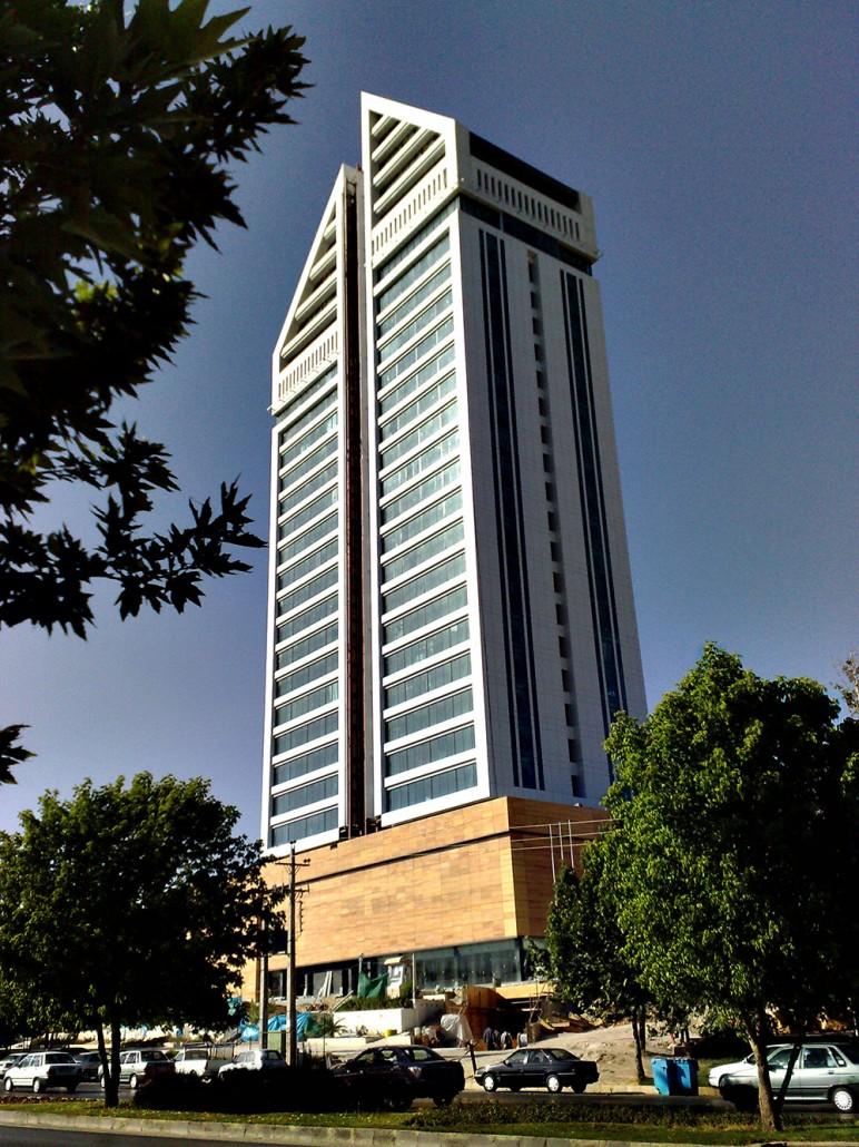 Chamran_hotel_shiraz