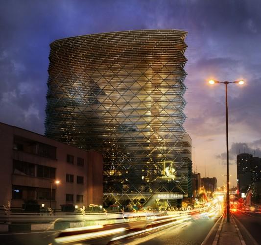 Pasargad_Bank_Headquarters_in_Tehran-mihanbana (9)