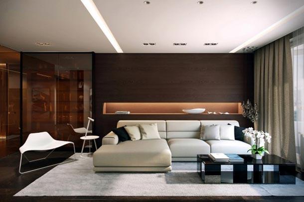 طراحی داخلی و استفاده از چوب در فضا