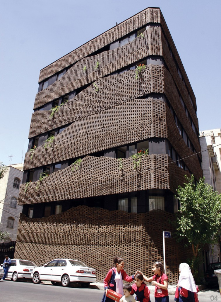 habibeh-madjdabadi-alireza-mashhadimirza-house-of-40-knots-bricks-persian-carpets-tehran-iran-designboom-09