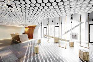 طراحی داخلی هنرمندانه ساختمان Innocean Headquarters در آلمان