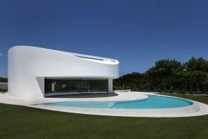 طراحی مدرن در خانه بالینت / اسپانیا