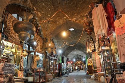 دانلود پاورپوینت معماری معرفی بازار اصفهان