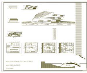 دانلود پروژه کامل مجتمع تجاری+رندر،نقشه،فایل سه بعدی